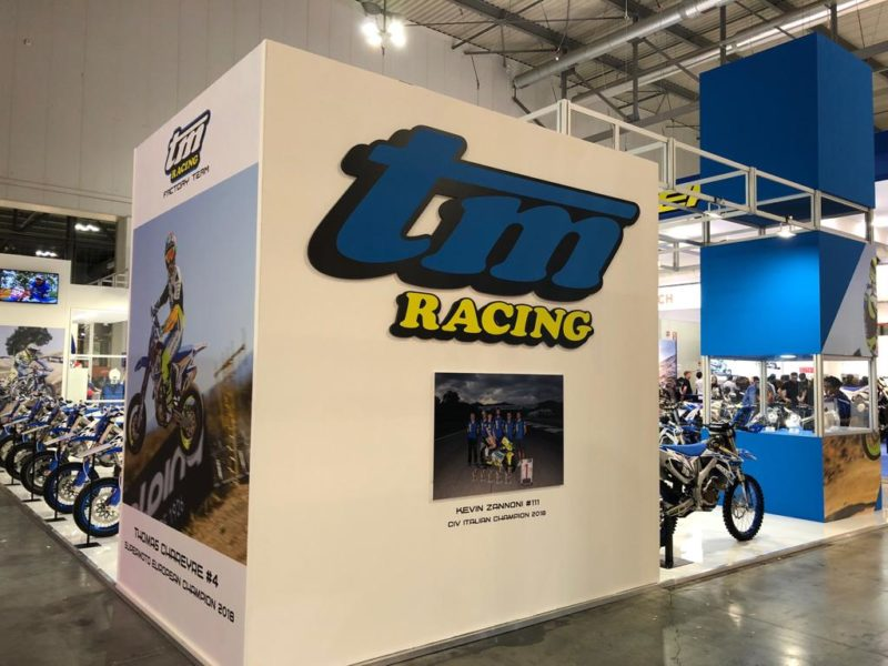 TM RACING – EICMA MOTO 2018